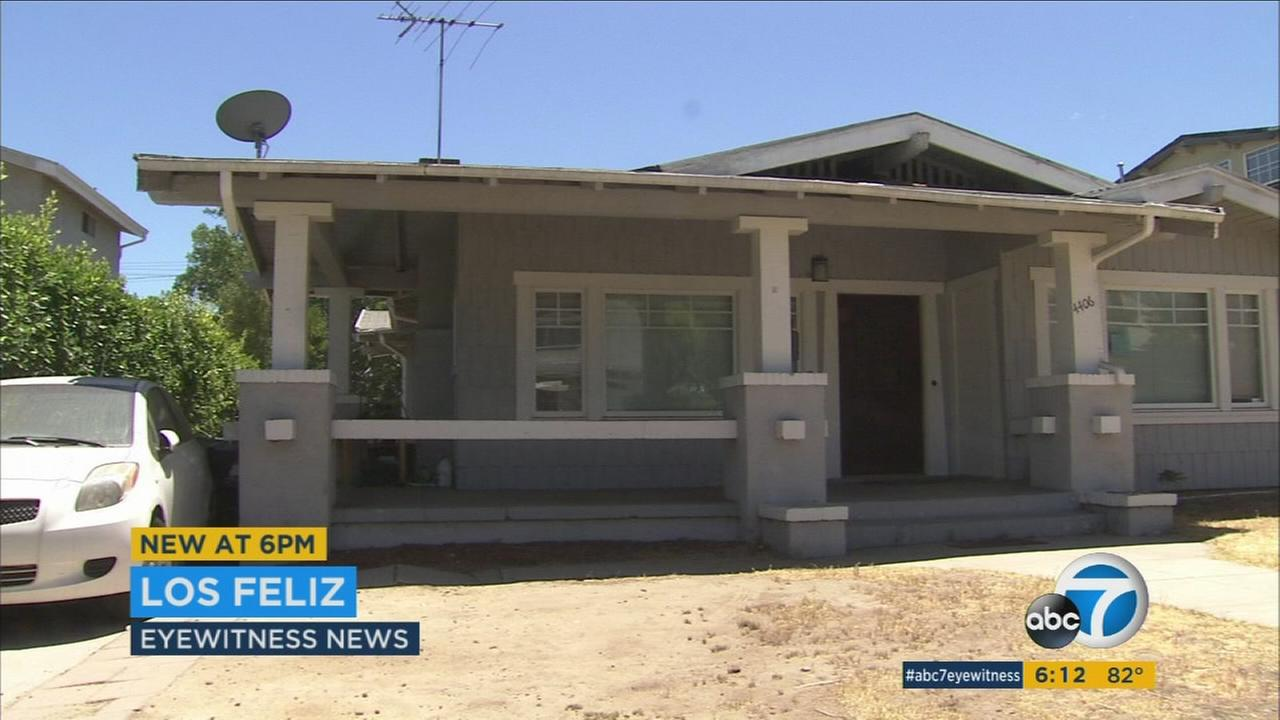 Walt Disneys first home in L.A. is set to be demolished, but some are fighting to keep the history alive.