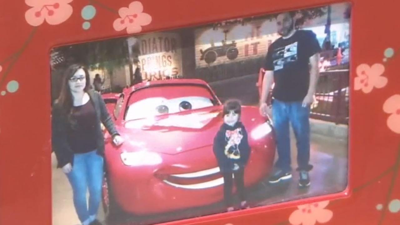 Carina Mancera, Jennabel Anaya and Louis Anaya are seen in this undated photo.
