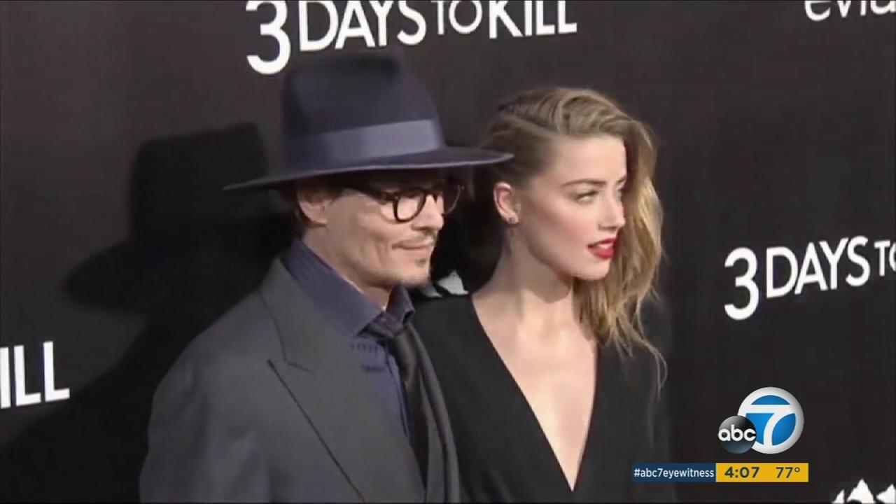 A date has been set for a hearing on Amber Heards restraining order request against estranged husband Johnny Depp.