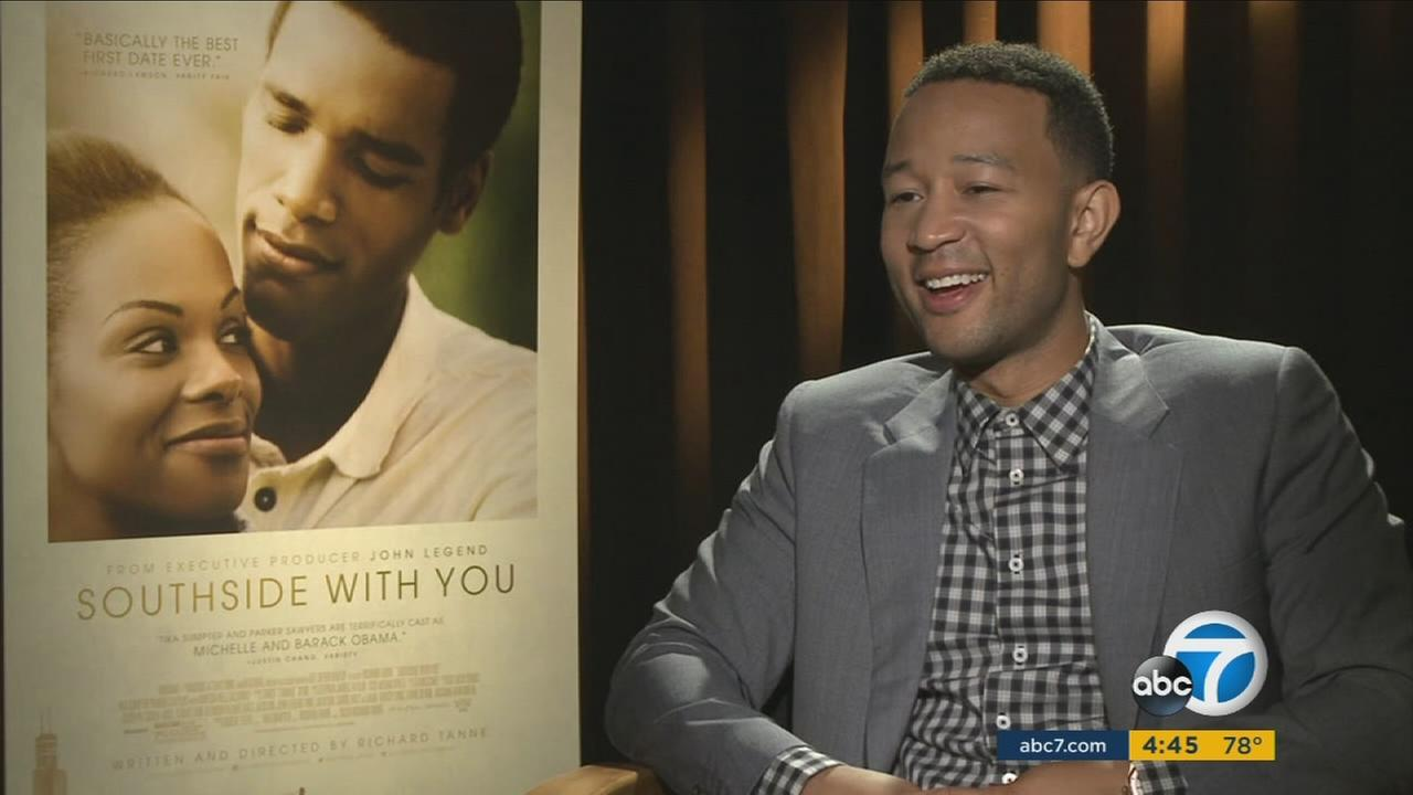 The new movie Southside with You takes us back to 1989 and introduces us to 20-something Barack Obama and Michelle Robinson.