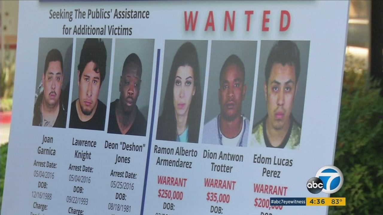 A San Fernando Valley-based human-trafficking task force has made more than 200 arrests of pimps and johns since it was set up last year.
