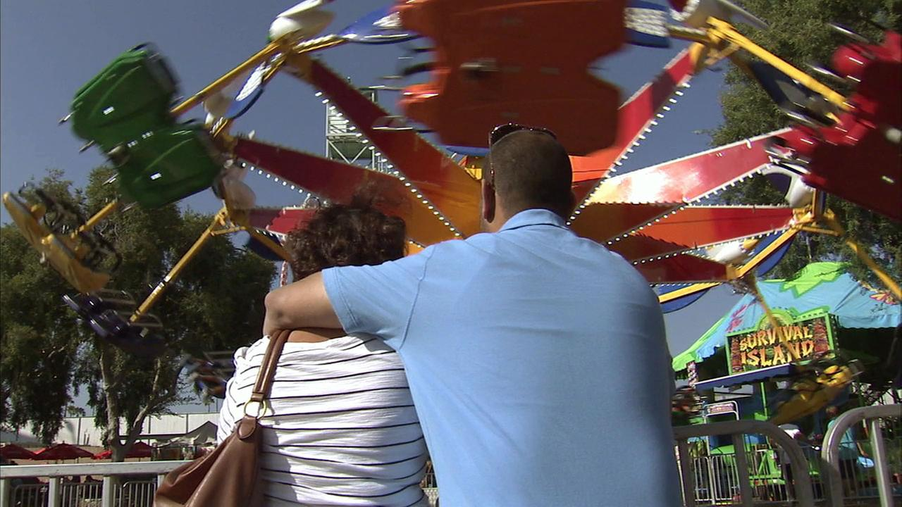 The Los Angeles County Fair kicked off in Pomona.