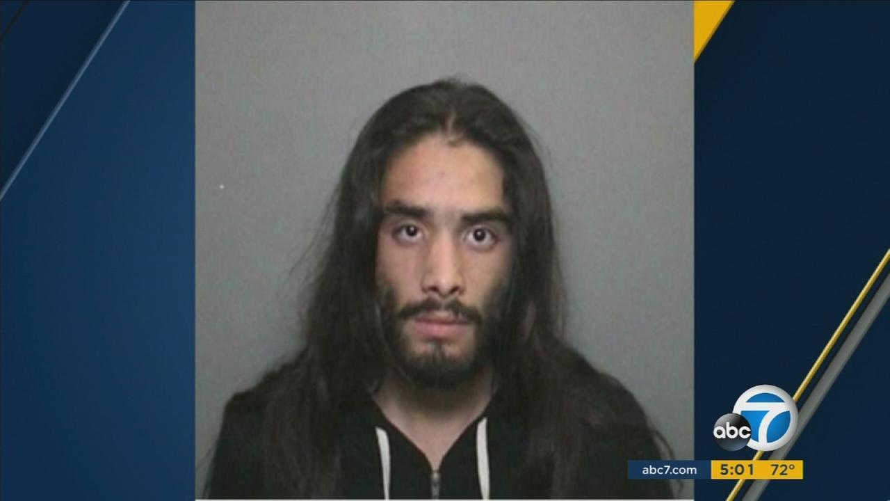 Matthew Jacob Granados, 21, is shown in an undated photo.