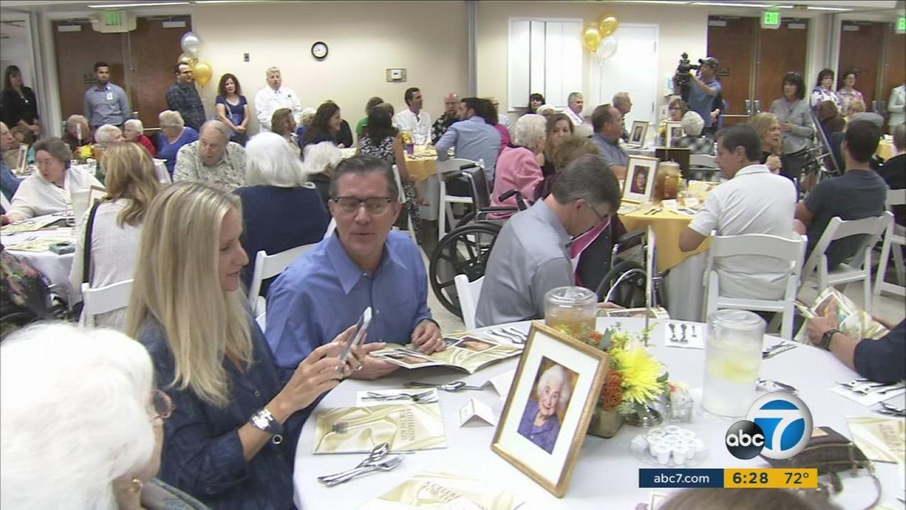So whats the secret to living a to a long and happy life? ABC7s Denise Dador set out to discover the answer on National Centenarian Day.