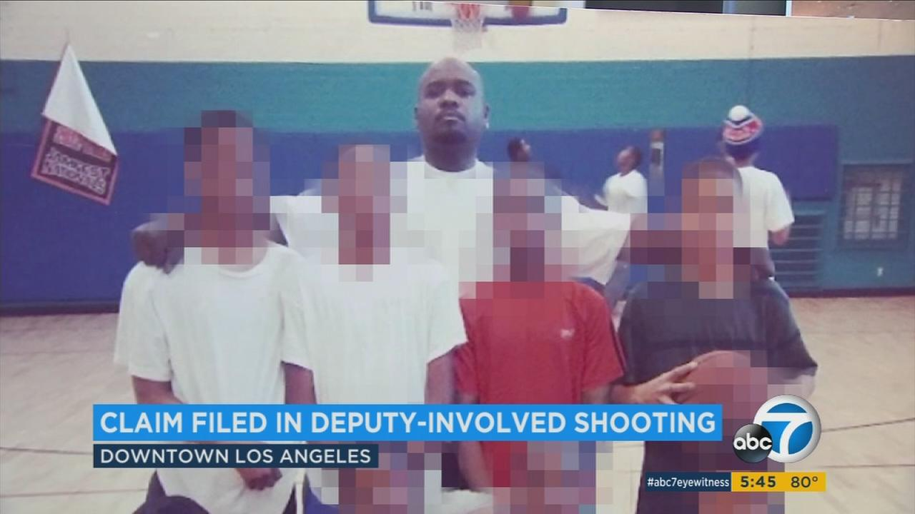 Donta Taylor, who was shot and killed by Los Angeles County Sheriffs Department deputies on Friday, Aug. 25, 2016, is seen in a photo provided by his family.