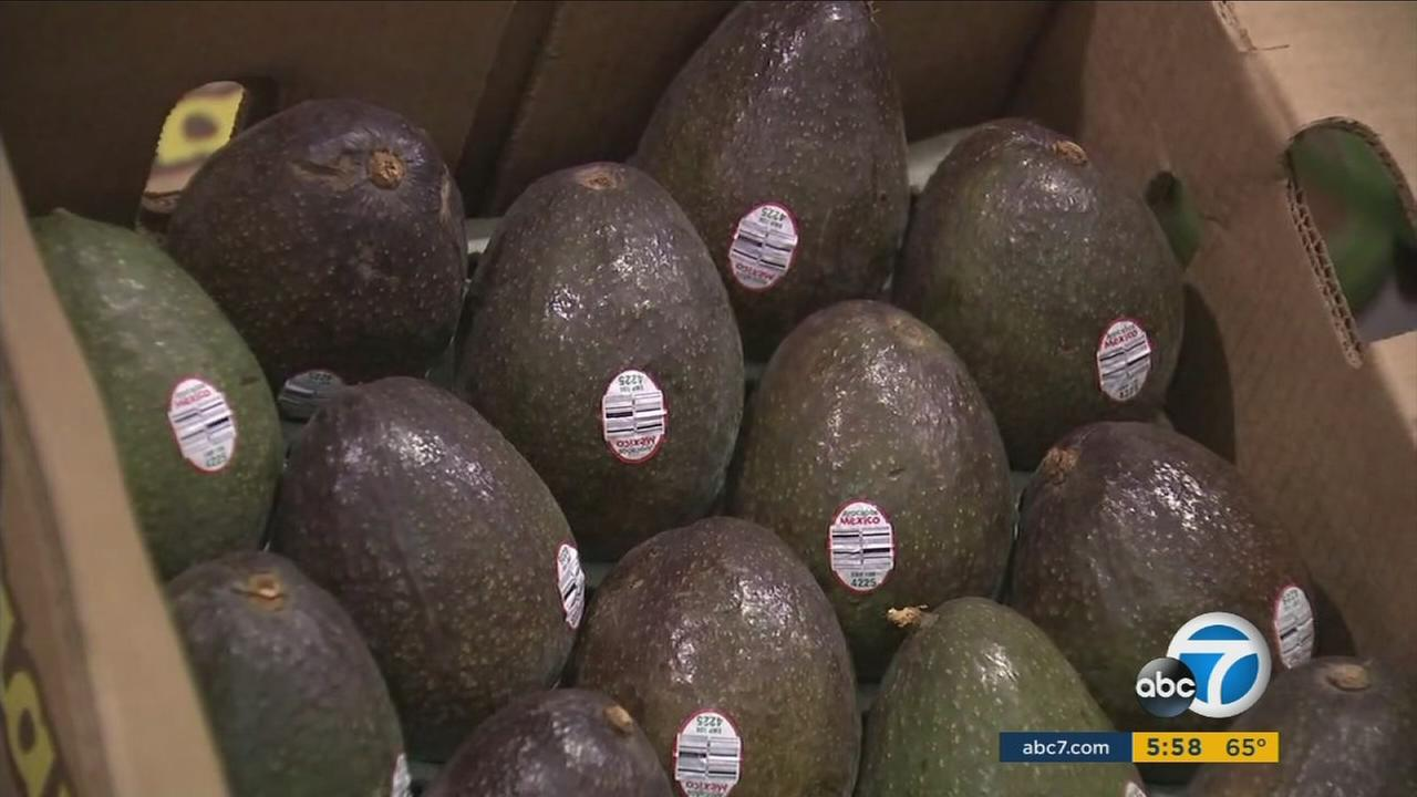 An extreme shortage from Mexico is causing avocado prices to soar in the U.S.