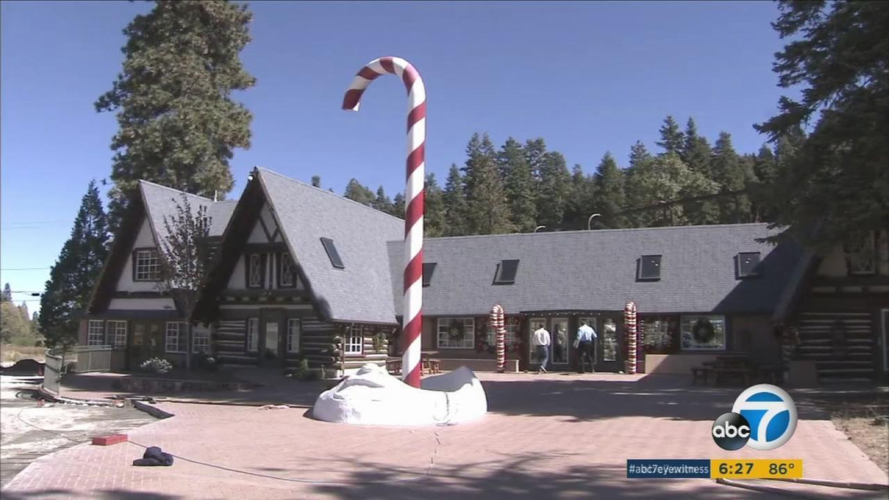 Skypark at Santas Village will hold its grand opening during the 2016 holiday season.