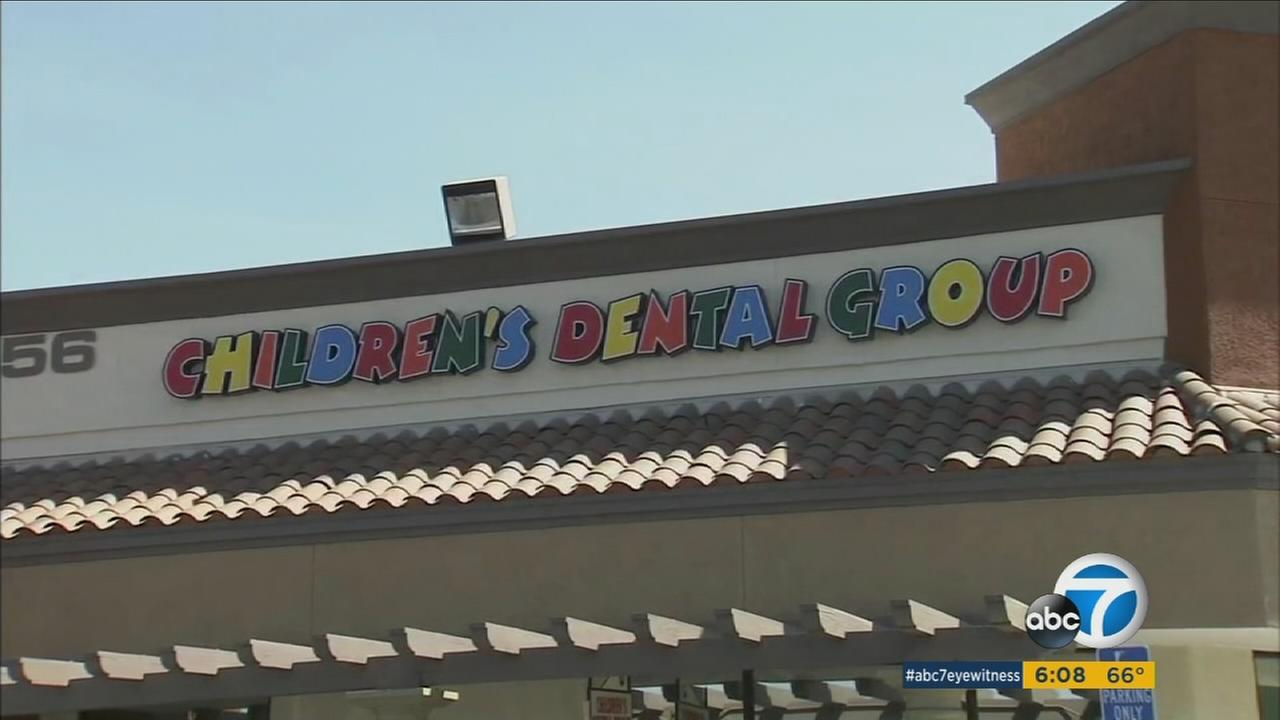 A lawsuit was filed against Childrens Dental Group, alleging patients came down with bacterial infections caused by the use of dirty water.