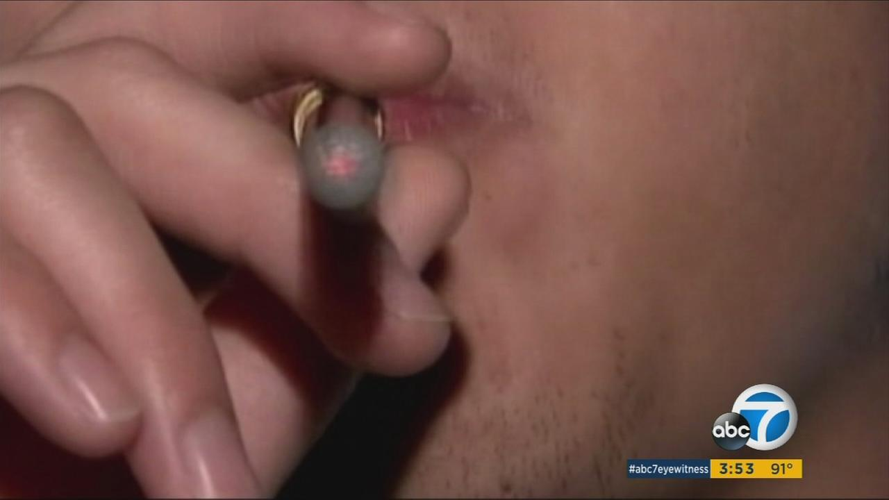 USC researchers look into whether vaping will lead to more young people smoking traditional cigarettes.