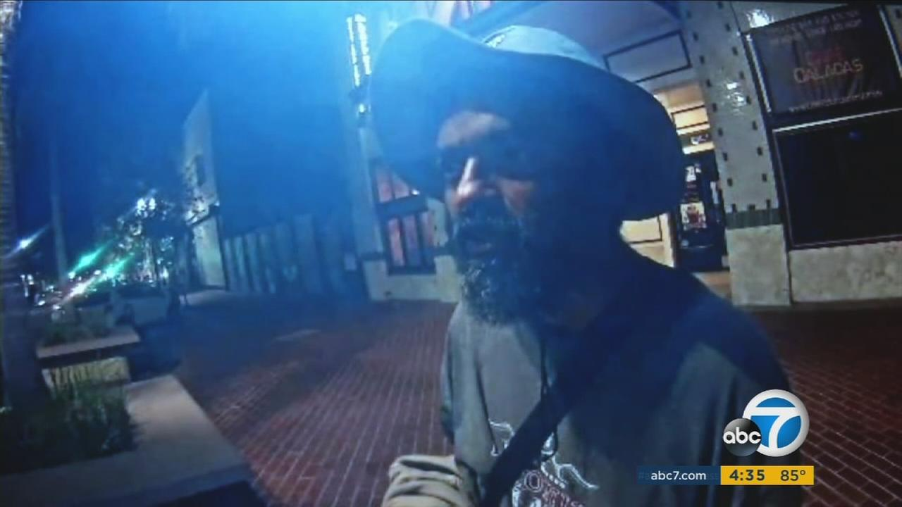 Michael Sebreros, 47, was arrested four times in one week thanks to the new Santa Ana Code Blue Help Points, according to the Santa Ana Police Department.