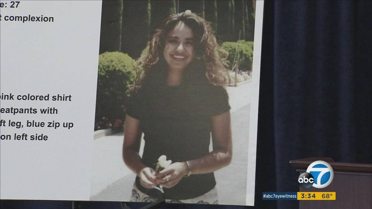 Long Beach police are following a new lead in the disappearance of Diana Rojas 16 years ago.