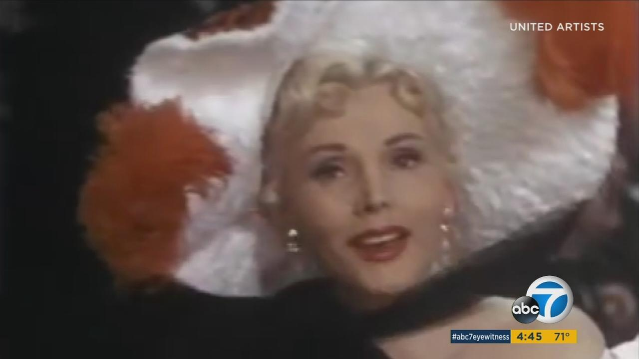 Zsa Zsa Gabor, who died Sunday at age 99, loved being part of Hollywood, her husband recalled.