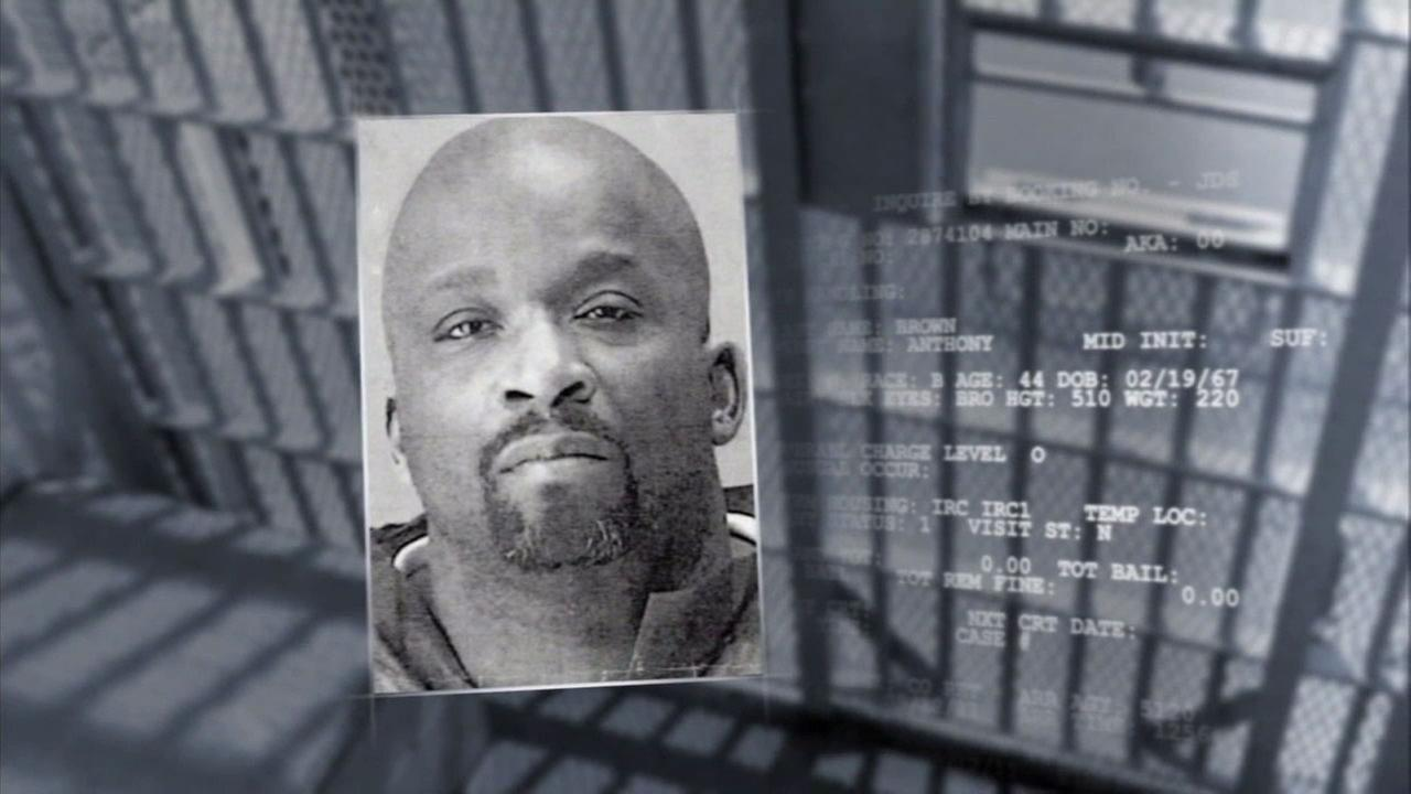 Anthony Brown, an FBI informant in former Sheriff Lee Bacas trial.