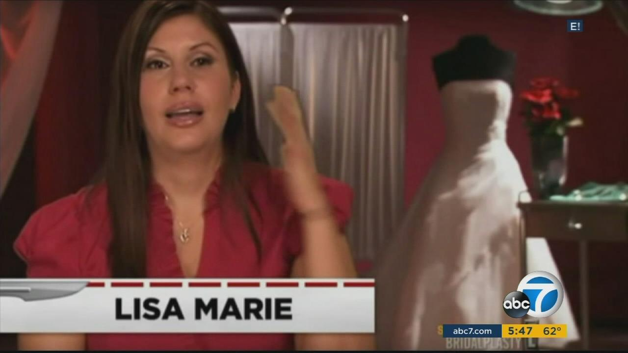 The body of Lisa Marie Naegle of San Pedro, who appeared on the 2010 reality show Bridalplasty was found buried at a home in Lennox.