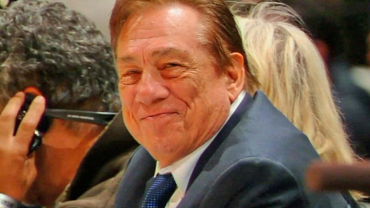 Donald Sterling is seen in this undated file photo.