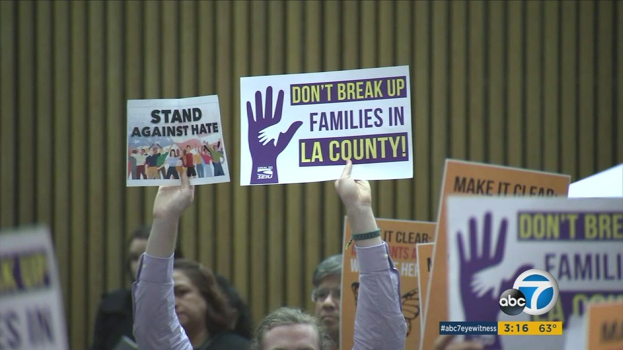 With the Trump administration about to begin, Los Angeles County Sheriff Jim McDonnell reassured immigrants that his agency will not change its immigration enforcement policies.