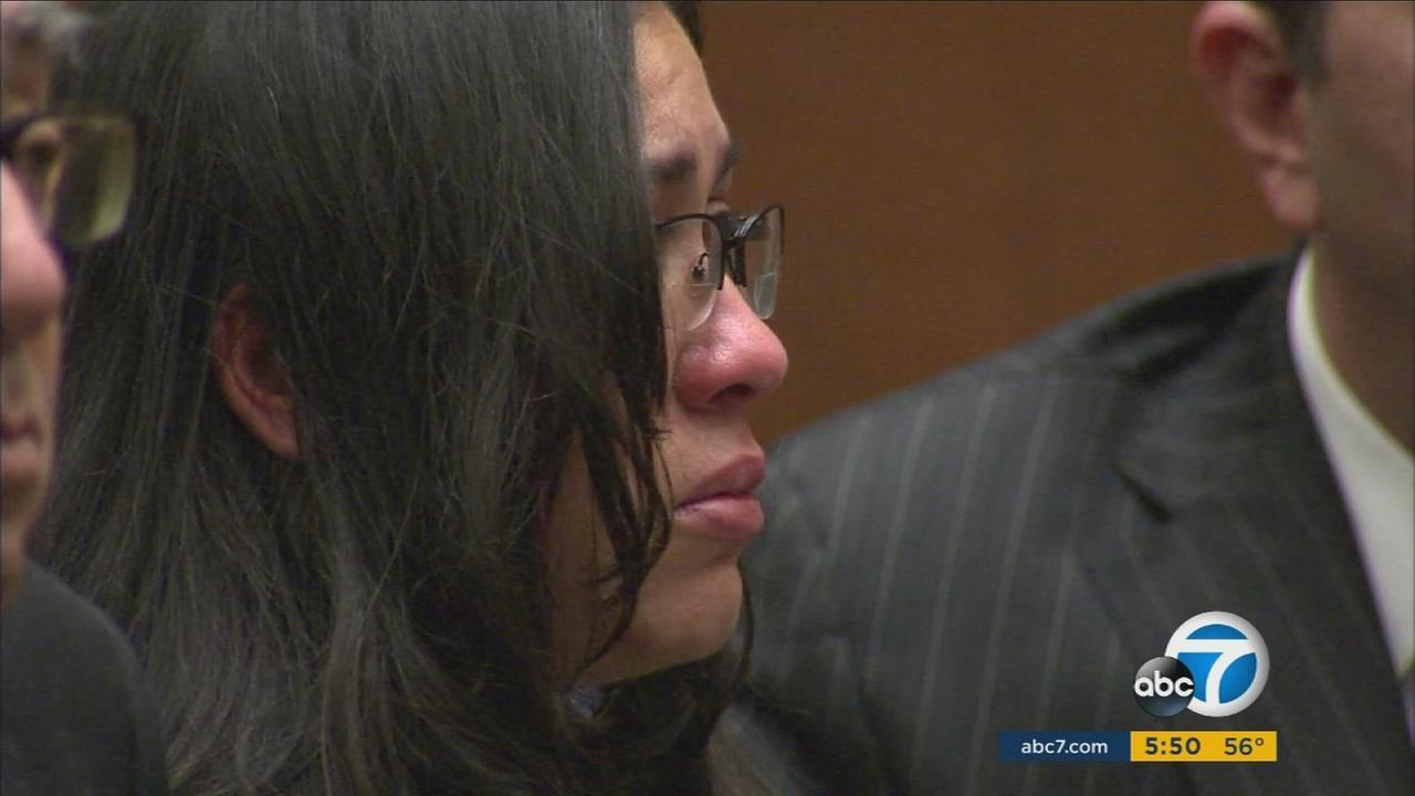 Lyvette Crespo, 45, was sentenced Friday, Jan. 20, 2017, to ninety days in jail, 5 years of probation and 500 hours of community service for fatally shooting her husband.
