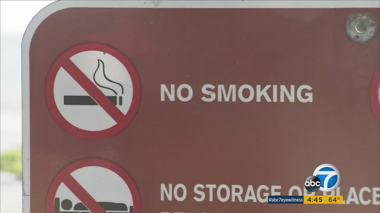 The city of Laguna Beach is moving forward with a citywide ban on smoking in all public areas.