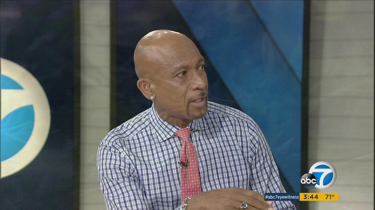 Former daytime talk-show host Montel Williams is being honored for his advocacy of medical marijuana and planning to debut his own brand.