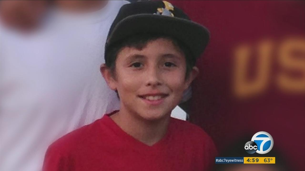 Los Angeles County Department of Medical Examiner-Coroner officials confirmed Tuesday a body recovered in the L.A. River on Saturday is 14-year-old Elias Rodriguez, who was reported missing Feb. 17.