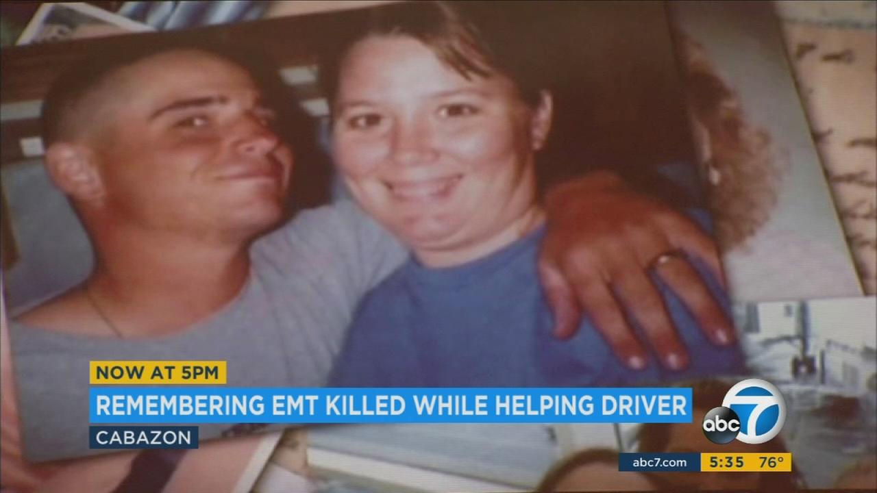 Morongo EMT killed helping accident victim remembered as hero