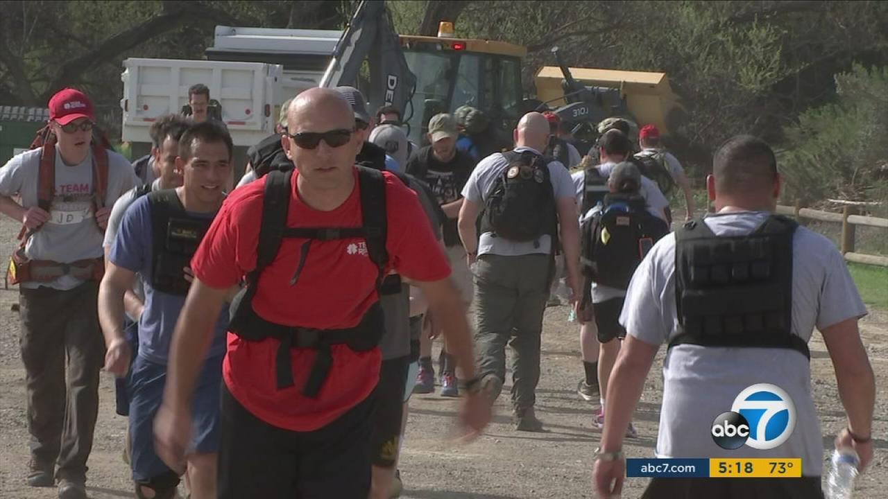 Fifty local veterans participated in an intensive four-day training course to prepare for wildfire season.