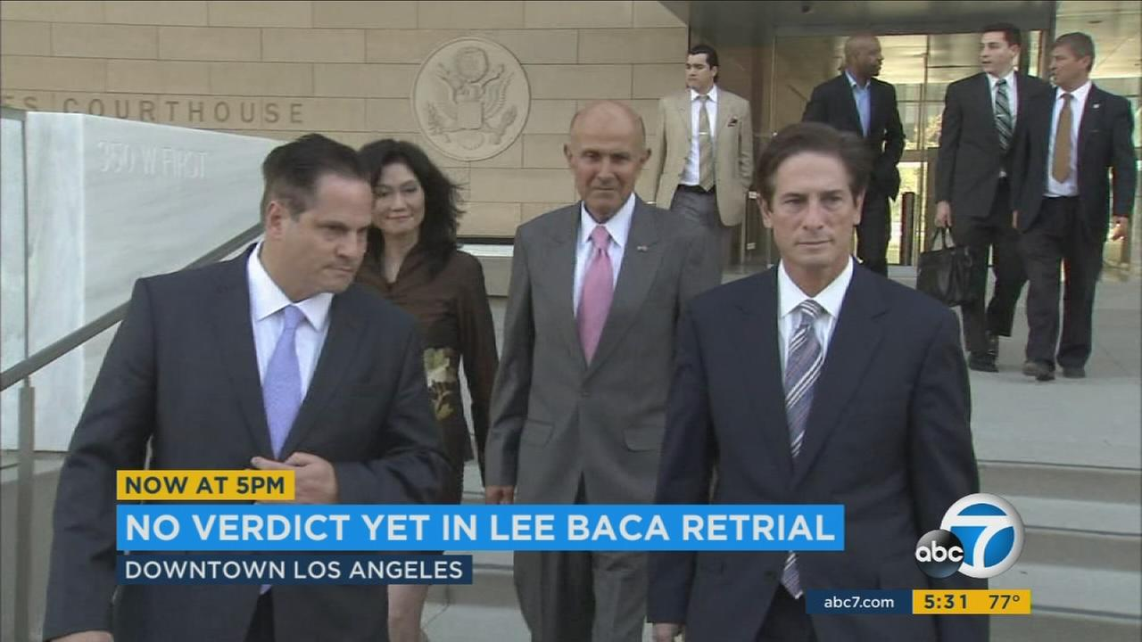 Former Los Angeles County Sheriff Lee Baca is facing a retrial in his public corruption case.