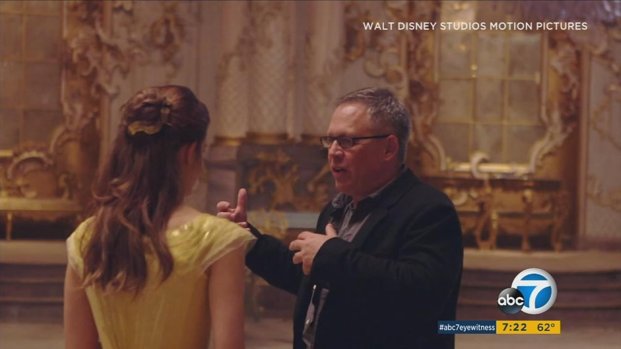 Beauty and the Beast director Bill Condon shared his admiration for star Emma Watsons position as a strong female role model.