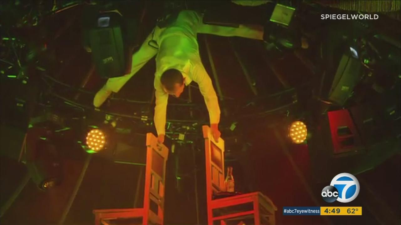After six years in Vegas, the sexy, comedic circus Absinthe is coming to L.A. Live.