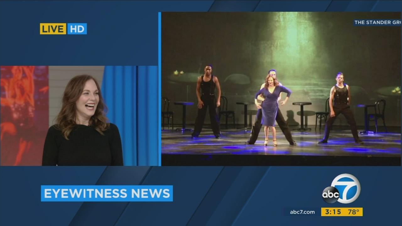 Emmy and Oscar-nominated actress Lesley Ann Warren is appearing this weekend in a Cerritos production that choreographs dance numbers to scores of Hollywood classics.