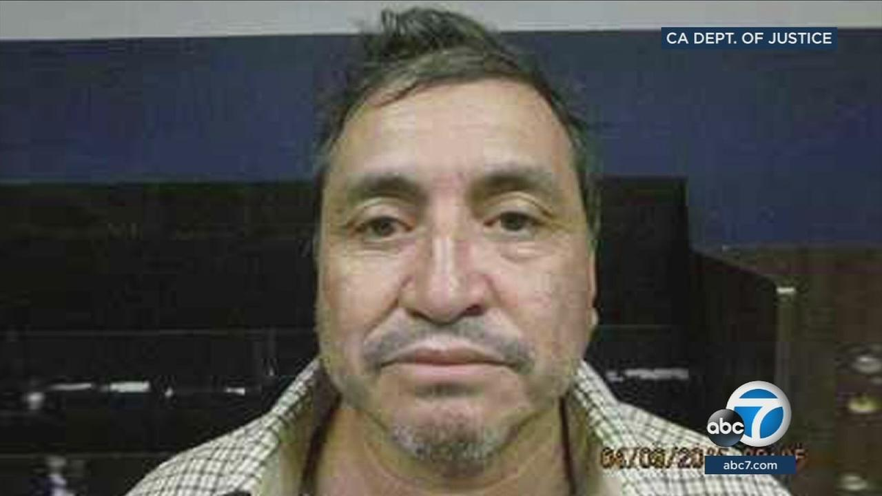 Richard Torres is facing charges in the 1998 murder of a 12-year-old girl in Alhambra.