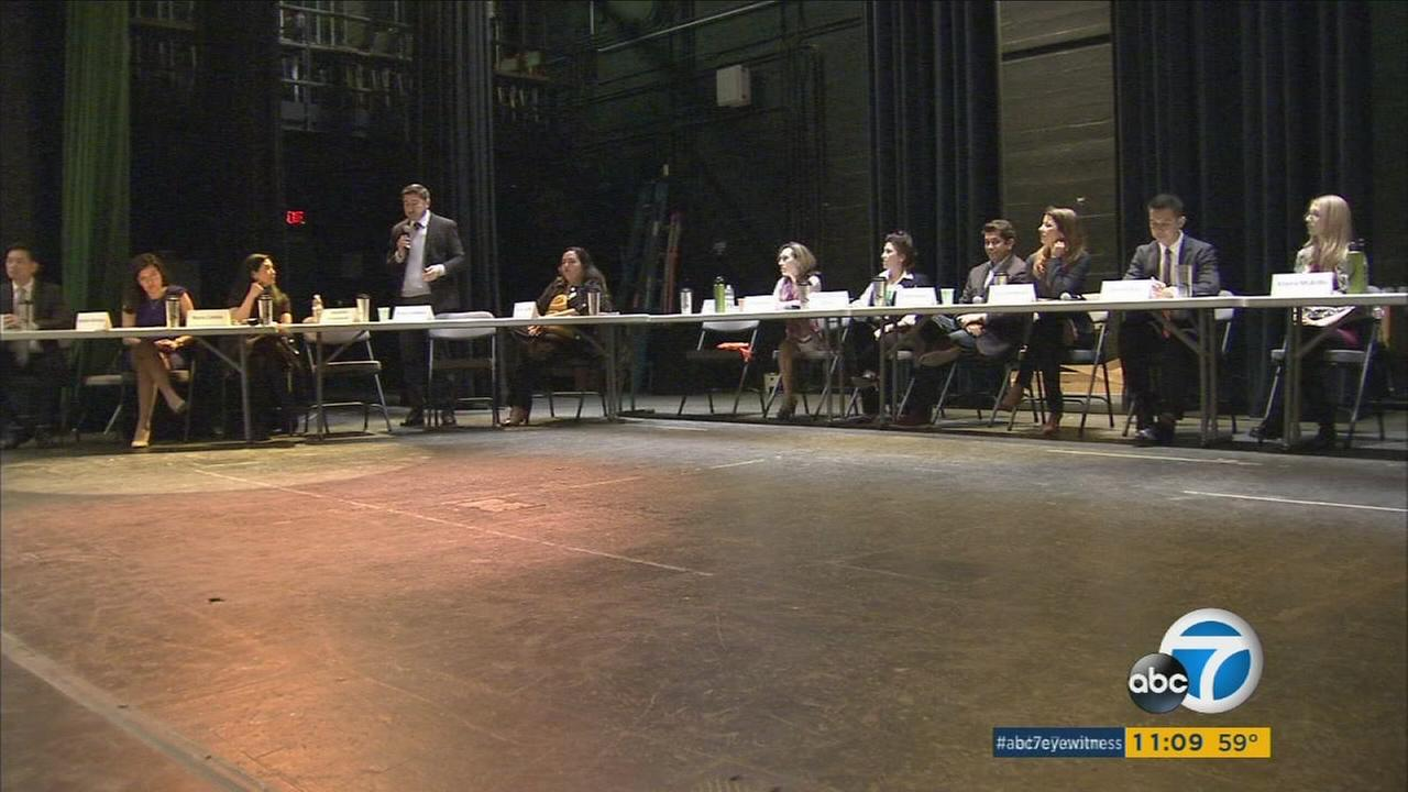 Tuesdays election to replace former Rep. Xavier Becerra has attracted a field of 23 candidates on the ballot, plus one write-in.