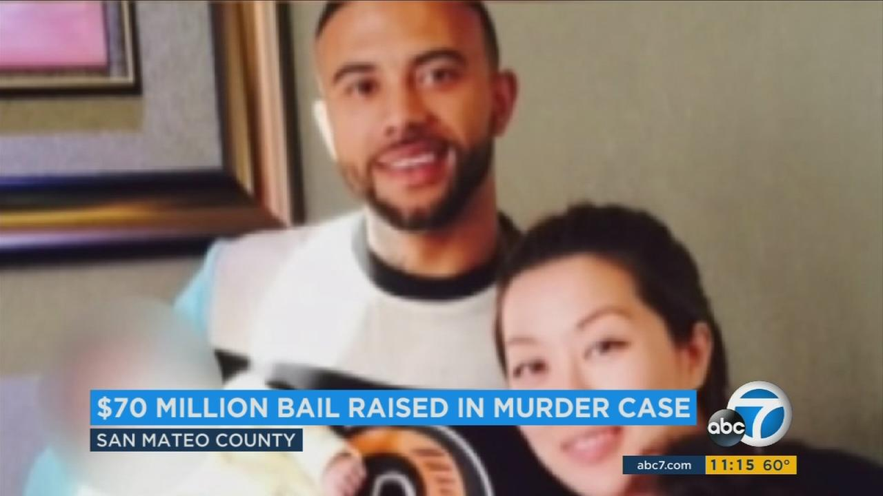 California murder suspect posts $60M in property for bail