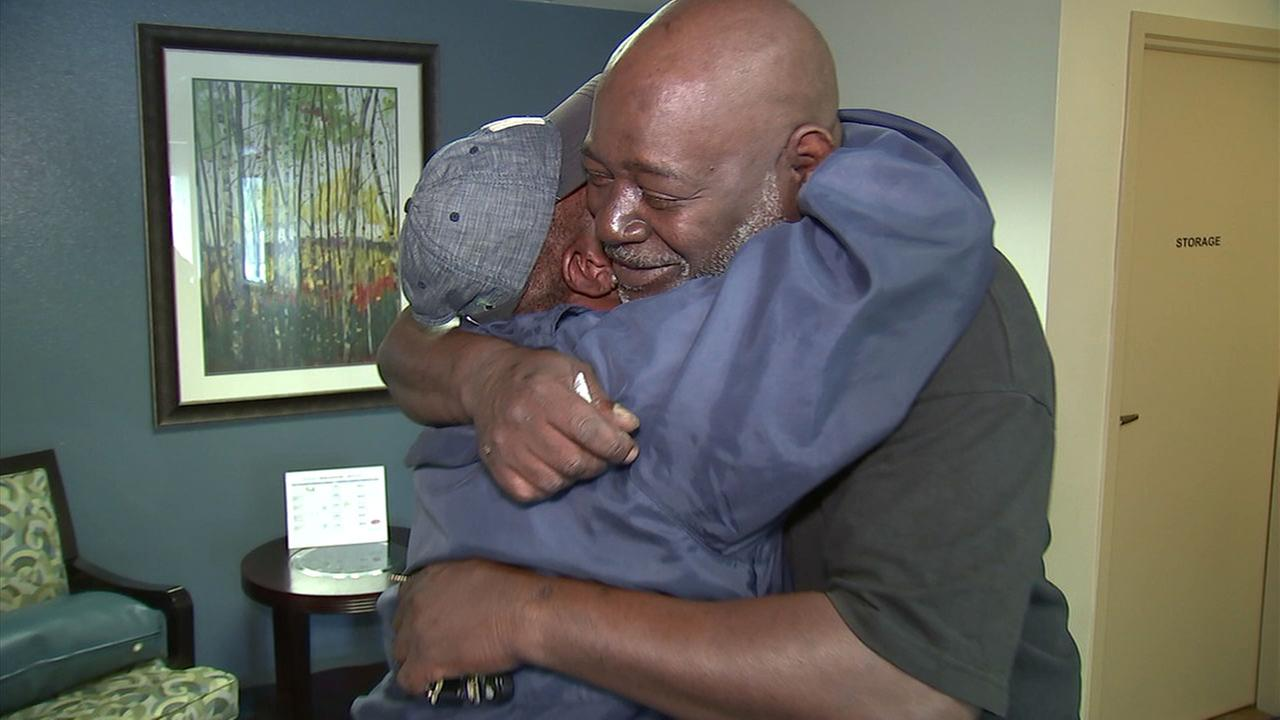 A local man who saved the life of a friend got a big surprise from a woman hoping to give back by paying it forward.