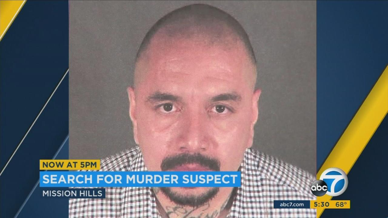 Officials are offering a $50,000 reward for information leading to Jose Benjamin Rodriguez, the suspected gunman in the killing of his ex-girlfriend in Sylmar.