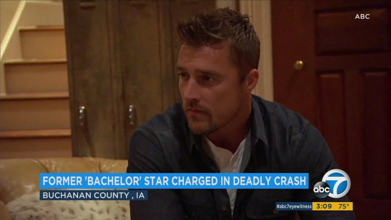 Chris Soules, a reality TV star known for his stint on The Bachelor, remained in custody Tuesday after a crash in Iowa that left one person dead.