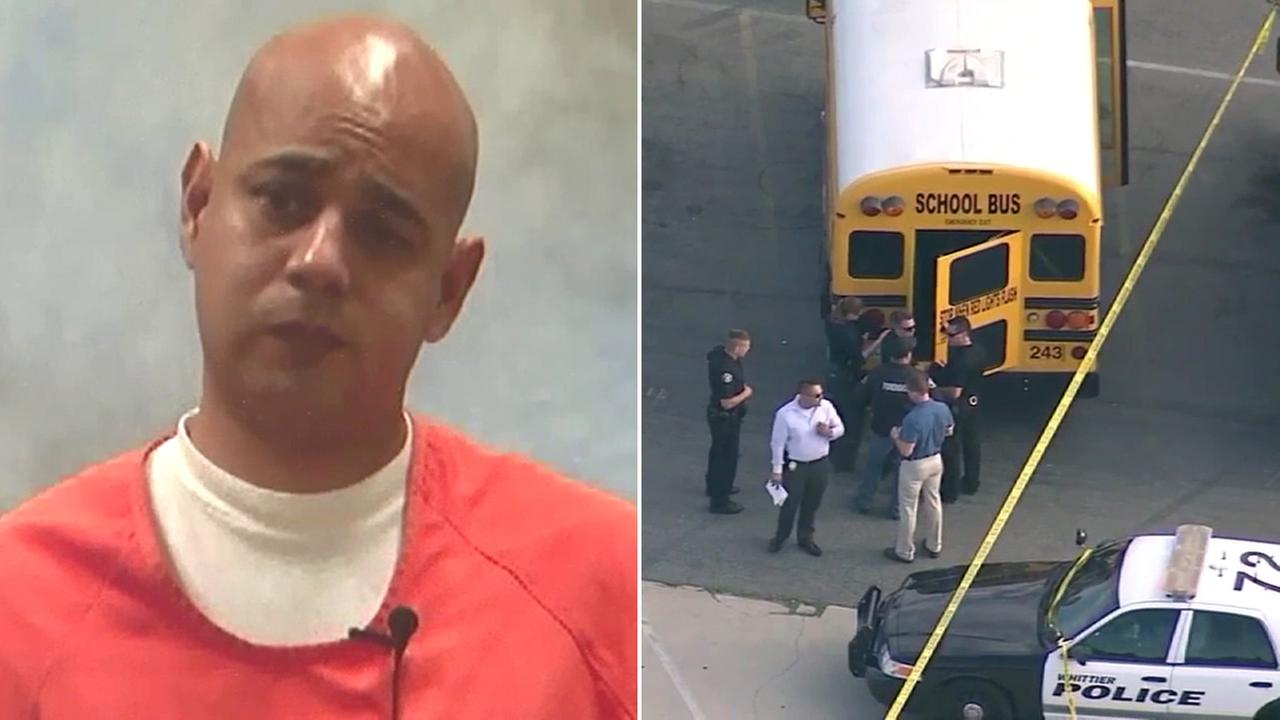 Whittier Hot School Bus Death Video Depositions Reveal Shocking Details In Paul Lees -6666