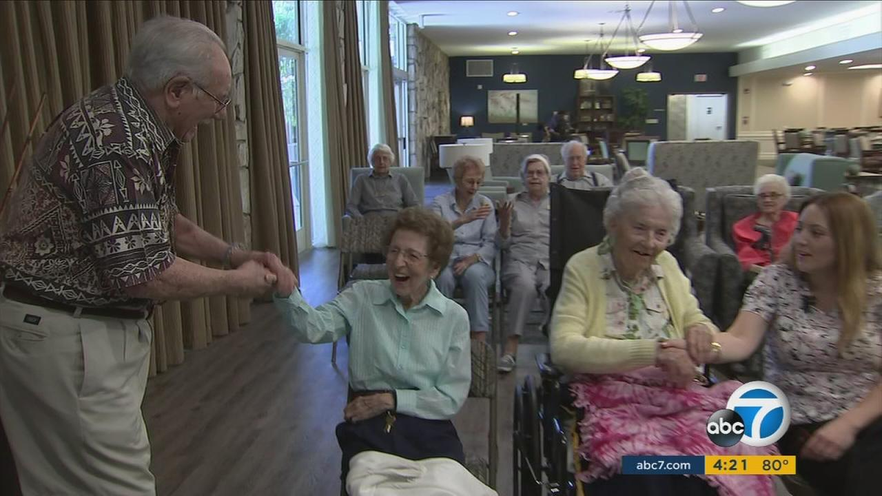 A laughter yoga class not only helping keep seniors sharp and healthy, its also a great time.