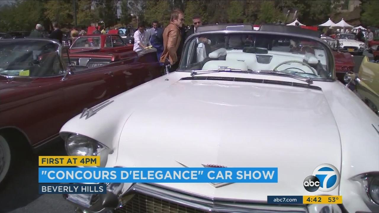The 8th annual Concours dElegance roared into Greystone Mansion and Gardens to help raise money for Friends of Greystone on Sunday, May 8, 2017.