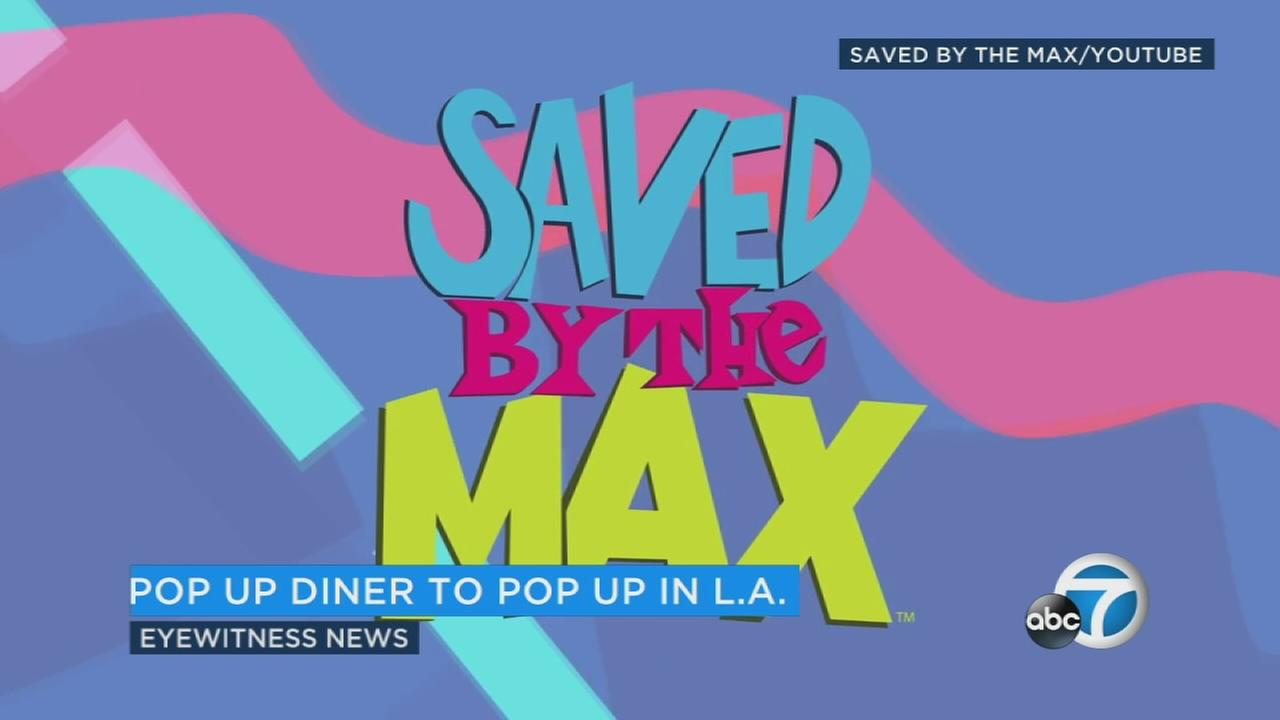 Last year, a pop-up diner based on the gangs favorite hangout, The Max, opened in Chicago. Now, the diner is going on the road, and Saved by the Max is headed home to LA.