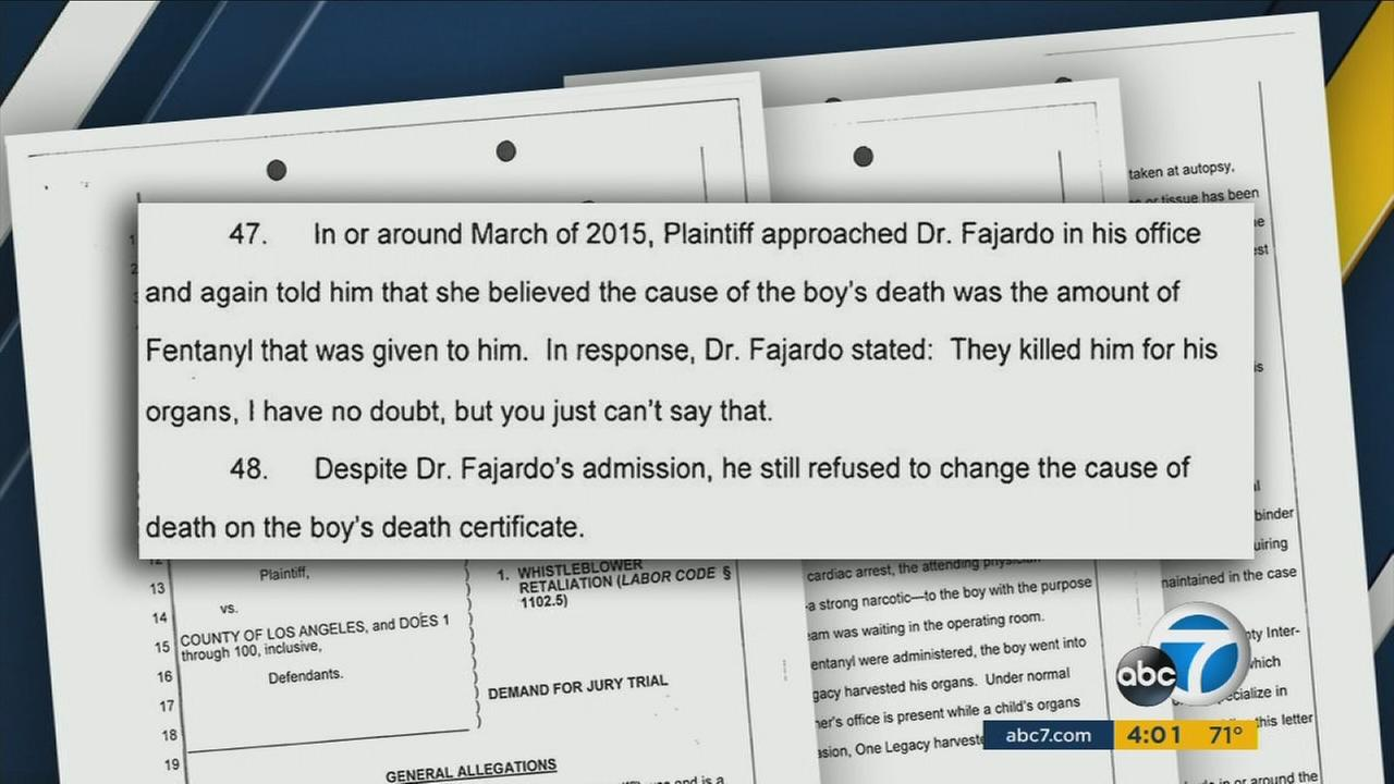 Four years after a little boy nearly drowned in his family washing machine, there are new questions about his death at the hospital where he passed.