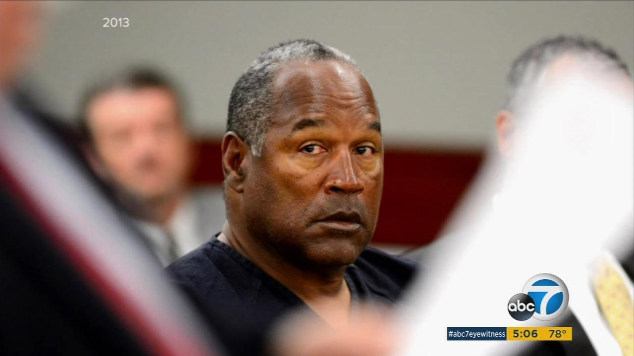 A parole hearing for OJ Simpson will be held on July 20 in Nevada, according to corrections officials.