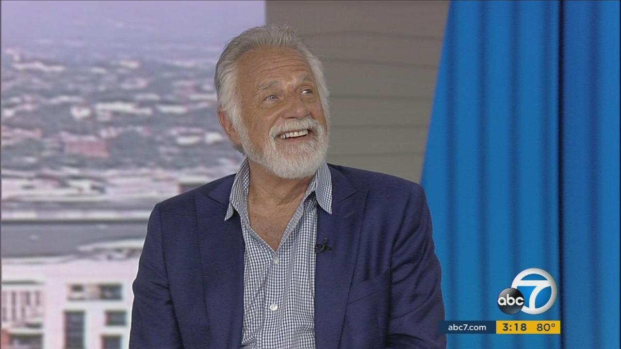 Jonathan Goldsmith, who played The Most Interesting Man in the World for Dos Equis beer for a decade, is out with a new memoir about his very interesting life.