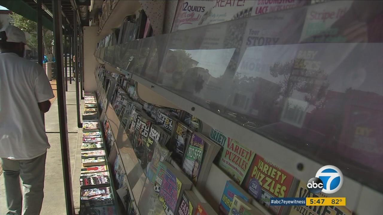 Brentwood Whole Foods newsstand owner fights eviction
