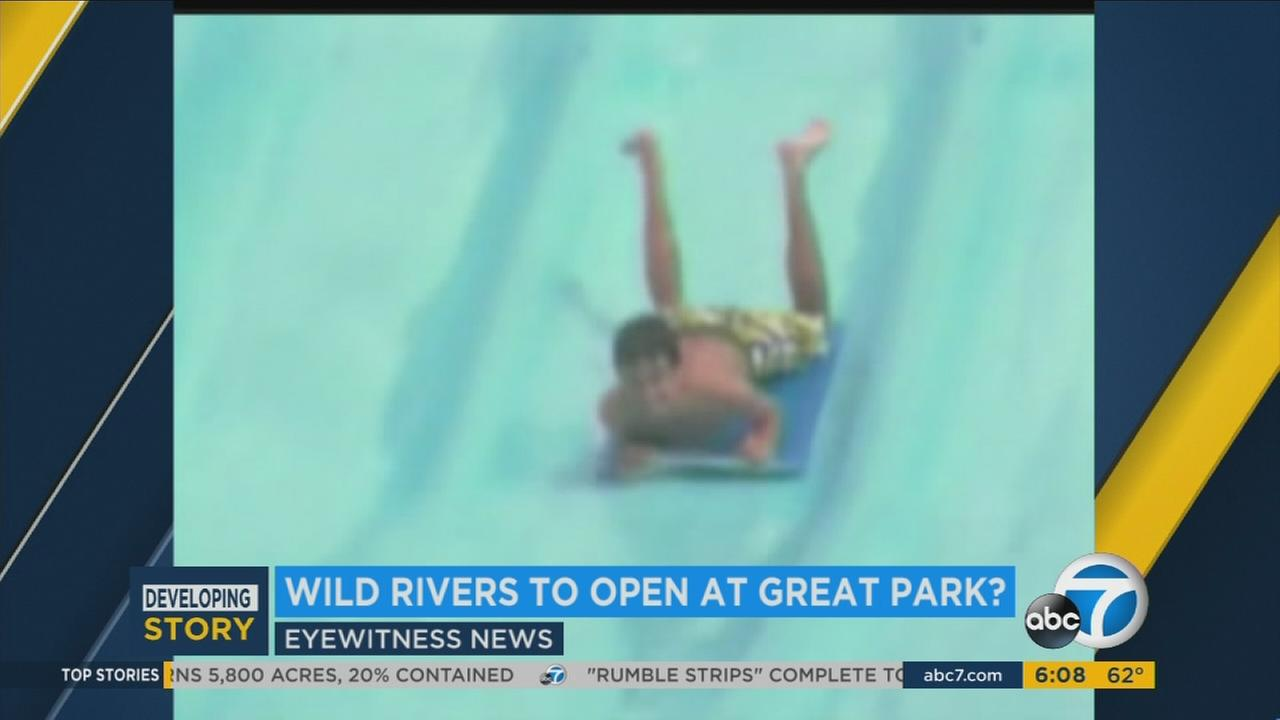 Wild Rivers Water Park is making a splash as the beloved SoCal water park makes its way home to Orange County.