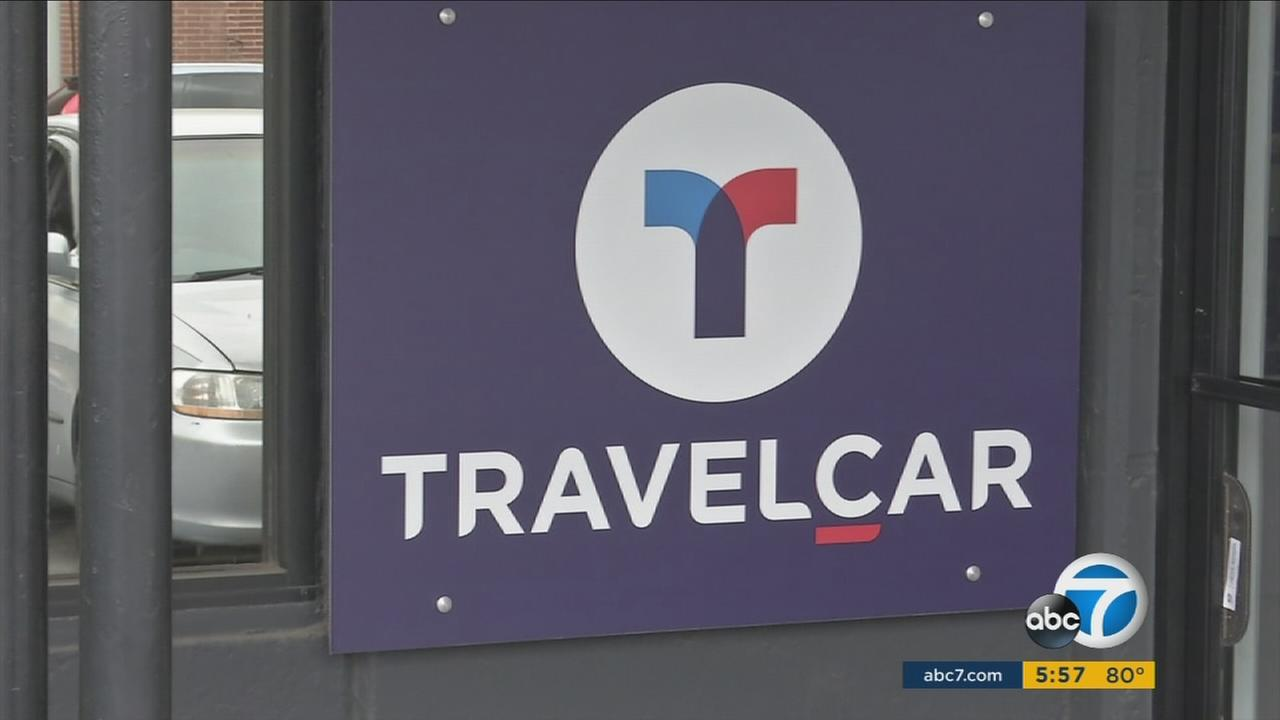 The car-sharing service TravelCar wants to eliminate useless waste of vehicles by letting customers rent travelers cars while they are away.