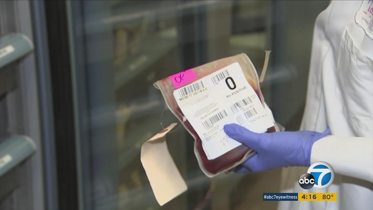 The American Red Cross, which helps supply CHLAs blood center, issued an emergency call for blood and platelet donors after 61,000 fewer donations were given during the last few months.