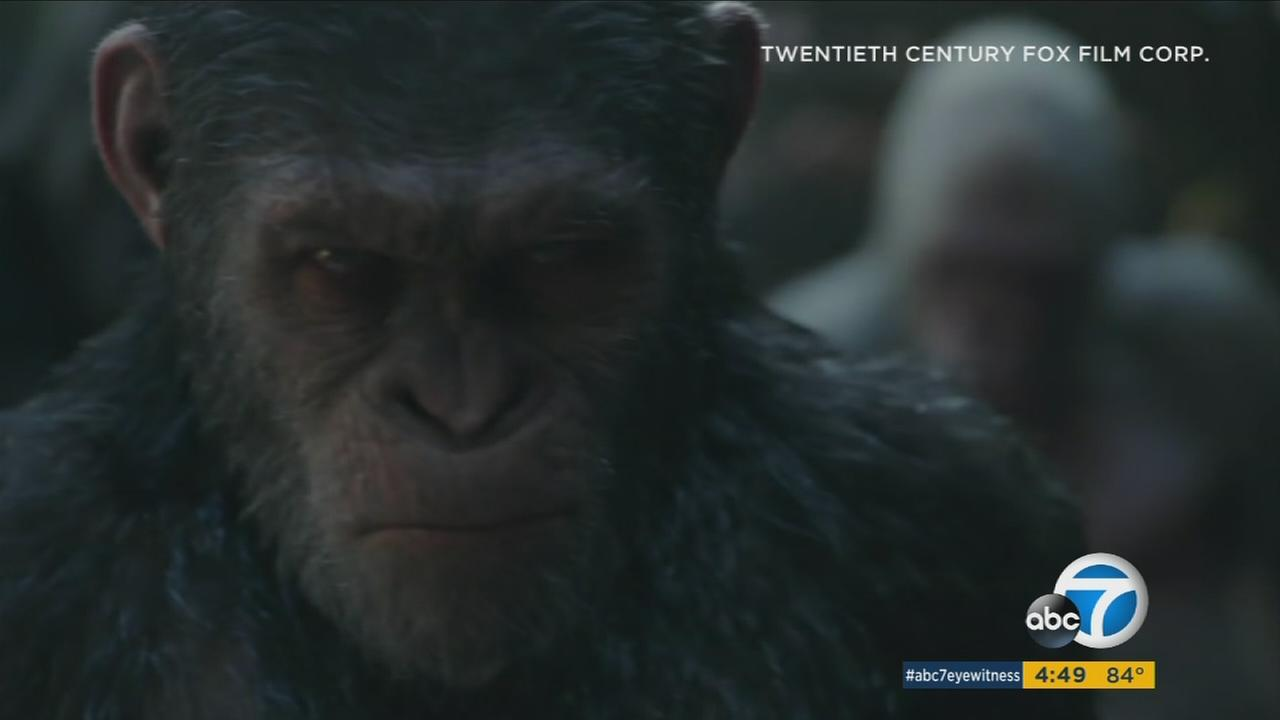 The third installment in the Apes franchise comes to life in War for the Planet of the Apes.