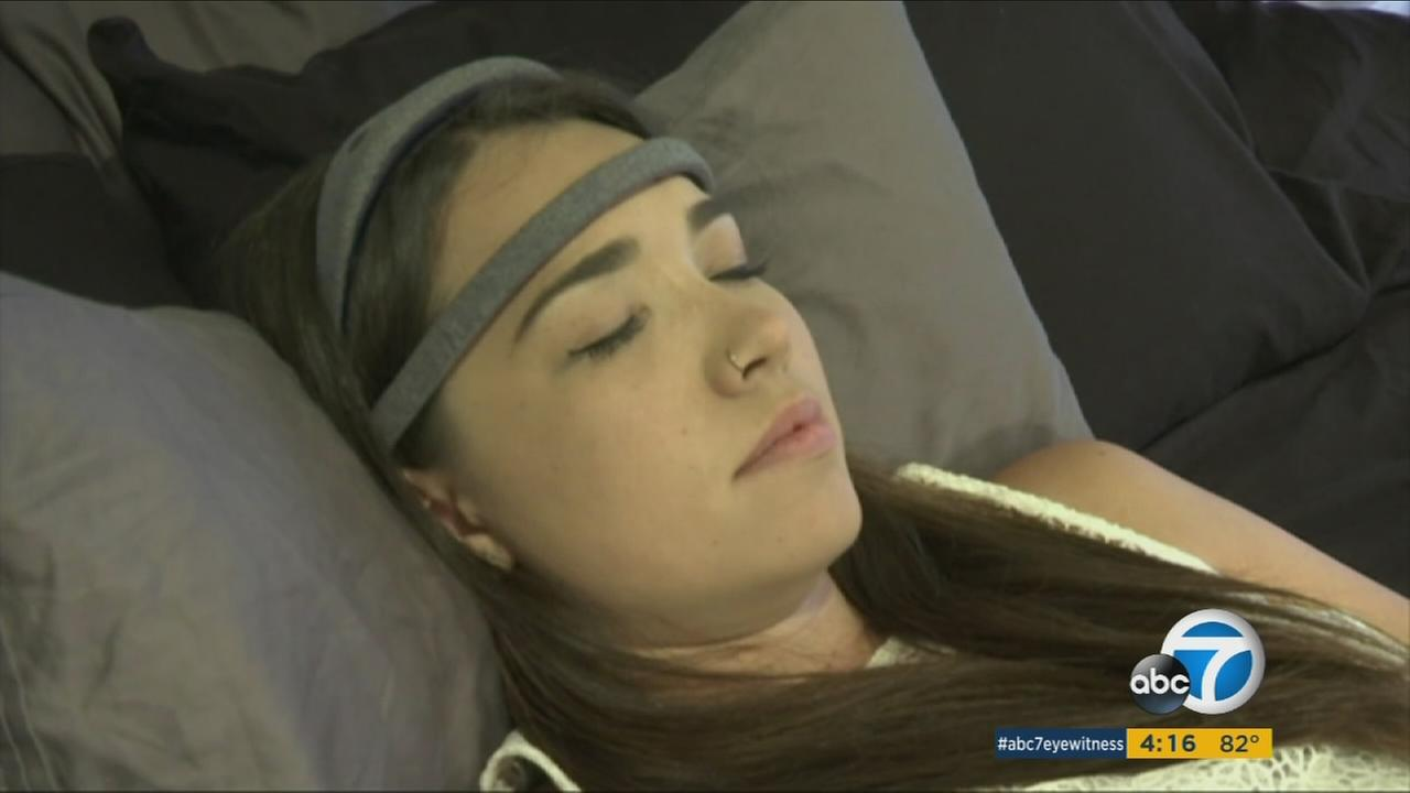 With all this hot weather, it can be really tough to get a good nights rest. Could sleep gadgets help?