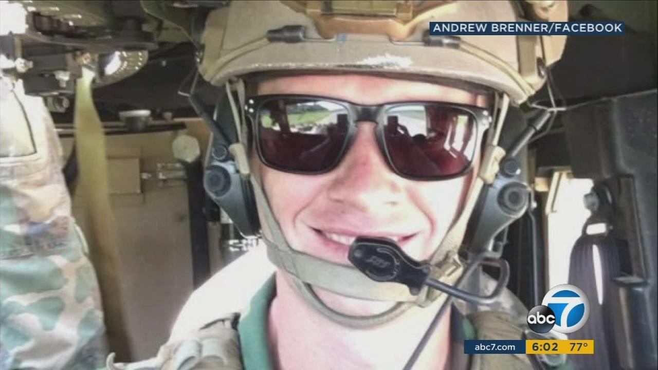 Sgt. Chad Jenson, 25, one of 16 servicemen killed in a military plane crash in Mississippi on Monday, July 10, 2017.